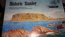 HISTORIC STANLEY TASMANIAN ART SIGNED HISTORY AUSTRALIAN COLONIAL BOOK RARE