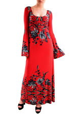 Free People Women's Midnight Garden Maxi Dress Red Combo Size XS RRP 203 BCF74