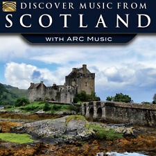 Sarah Ash - Discover Music From Scotland With ARC Music