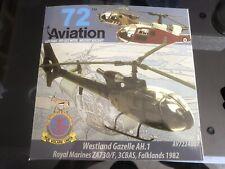AV7224007 1/72 WESTLAND GAZELLE AH.1 ROYAL MARINES 3CBS ZA730 FALKLANDS 1982