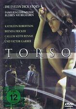 DVD NEU/OVP - Torso - Kathleen Robertson & Brenda Fricker
