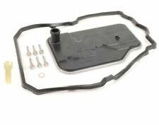 Mercedes Benz Transmission Filter + Gasket + Pan Bolts + Drain Plug Seal Kit