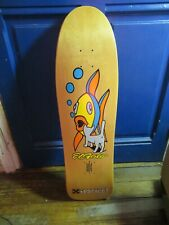 H-Street El Gato Cat and Fish skateboard deck Reissue not santa cruz powell
