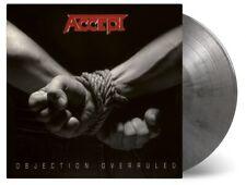 Accept: Objection Overruled Reissued 180g Coloured Vinyl LP