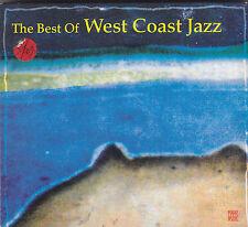 WEST COAST JAZZ - the best of CD