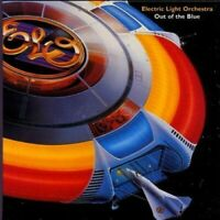 *NEW* CD Album ELO - Out of the Blue (Mini LP Style card Case) Electric Light