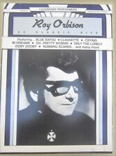 Roy Orbison 24 Classic Hits Sheet Music Songbook Piano Voice Chords