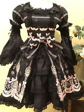BABY THE STARS SHINE BLIGHT OP Gothic Lolita Change Sleeve @Japan I2221I20