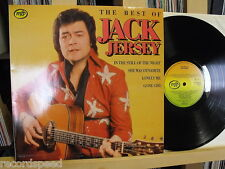 """★★ 12"""" LP - JACK JERSEY - The Best Of - MFP"""