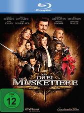 Die Drei Musketiere/Blu-ray/Neuware/Christopher Waltz,Mila Jovovich,Orl. Bloom