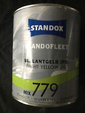 Standox Standofleet 3,5L - Amarillo Brillante (Pb) Mix 779