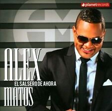 El  Salsero de Ahora by Alex Matos (CD, 2013, Planet Records)