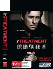 In Treatment : Season Series 1 (DVD, 2009, 9-Disc Set) - FREE POST