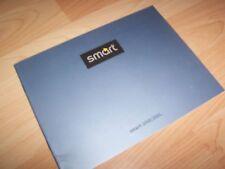 Catalogue / Brochure SMART 2000 / 2001 //