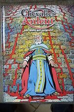 BD chevalier ardent n°20 les murs qui saignent EO 2001 TBE craenhals +carte