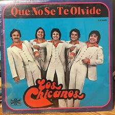 """""""Tejano Tex Mex"""" """"Los Chicanos"""" """"Que No Se te Olvide"""" """"Rare LP"""""""