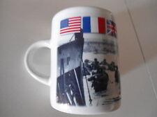 D-Day Overlord MUG WW II US Army GB Canada France 6/06/1944 2GM WWII 2WK