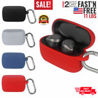 For Jabra Elite Active 75t Headset Charging Protective Silicone Case Shockproof
