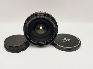 Sigma-XQ Filtermatic Multi-Coated 24 mm f/2.8 Prime Lens, Canon FD Mount