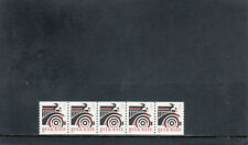 United States 2905b Mnh Plate Strip 5 Plate S333 2019 Scott Catalogu Value $3.00