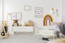Arco Iris Grande Pegatina de Pared,Adhesivo Pared Para Dormitorio Infantil YX014