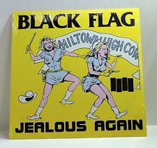 BLACK FLAG Jealous Again VINYL LP Sealed SST Greg Ginn