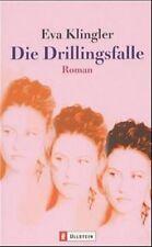 Die Drillingsfalle - Eva Klingler