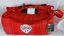 Under Armour Storm UA MOAB UAA Basketball Duffel Bag Red NEW