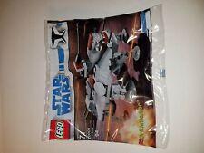 LEGO Star Wars Mini AT-TE Walker polybag 20009 94 pieces Lego Brickmaster NIP