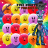 """12"""" FIVE NIGHTS FREDDY SISTER BIRTHDAY PARTY BALLOONS BALLOON LATEX DECORATION"""