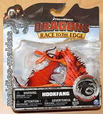 Dragons Toothless Ohnezahn Race To The Edge beweglicher Schwanz