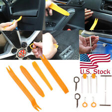 12pcs Pro Car Removal Pry Open Tool Kit For Auto Audio Door Dash Trim Panel Clip