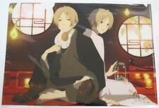 New Natsume Yuujinchou Book of Friends Nyanko Sensei Takashi Clear File Folder