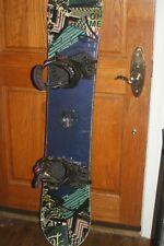 RIDE140cm Snowboard with Bindings