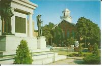 ag(G) Angola, Indiana: Civil War Monument and Court House