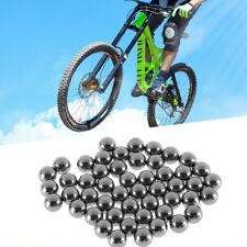 50x Durable Bicycle Stainless Steel Ball Bearing Bikes Replacement Parts 5mm DA