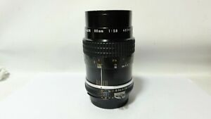Nikon 55mm f/2.8 Micro AIS Selling for Parts or Repair.READ.