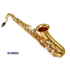 NEW YAMAHA Tenor Sax YTS-380 w/case and mouthpiece From Japan