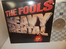 THE FOOLS Heavy Mental 1981 EMI Sterling NM vinyl LP