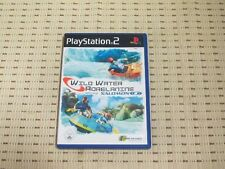 Wild water ADRENALINE featuring salomon pour playstation 2 ps2 ps 2 * OVP *