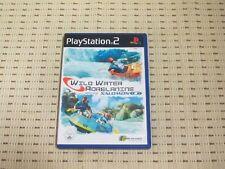 Wild Water Adrenaline featuring salomon para PlayStation 2 ps2 PS 2 * embalaje original *