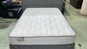 Sealy Michigan Geltex (GENOA) 1400 king size medium mattress RRP £1113