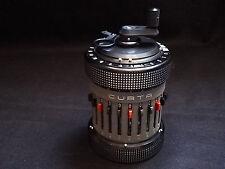 CURTA II entirely SERVICED-Rechenmaschine-Calculator-Aggiungendo macchina-