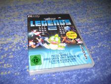 Taito Legends 2 II PC DVD-box incl. Puzzle Bobble 2 y mucho más mercancía nueva
