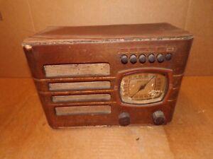 Antique Philco 39-7T Tube Radio