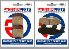 Superbyke RMR 125 07-09 Front & Rear Brake Pads