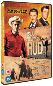 Gunfight at the O.K. Corral/Hud/Once Upon a Time in the West DVD (2008) Burt