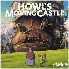 Joe Hisaishi - Howl's Moving Castle (Original Soundtrack) [New Vinyl LP]