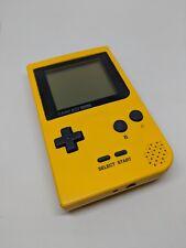 Original Gameboy Pocket Yellow