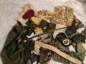 Job Lot Of British Army Equipment New & Used airsoft